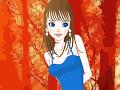 العاب تلبيس ملابس فصل الخريف
