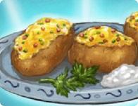 لعبة سلق البطاطس