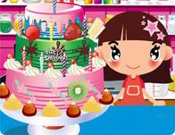 العاب طبخ الكعك بنات كول