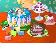 العاب طبخ الحلويات
