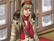 ملابس راس السنة الشتوية