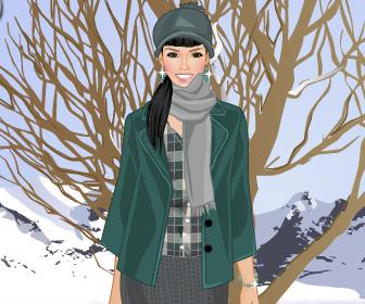اجمل ازياء الشتاء