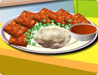 لعبة طبخ اللحم
