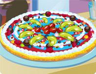 لعبة بيتزا الحلويات