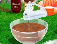طبخ ايسكريم الجنية
