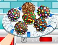 كرات الحلوى