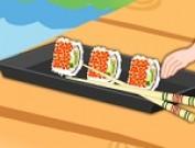 العاب طبخ السوشي