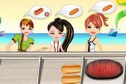 لعبة مطعم الهوت دوج 2
