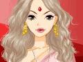 العاب تلبيس العروسة الهندية
