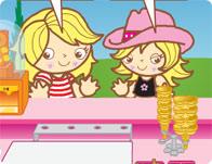 لعبة مطعم المثلجات