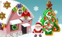 ديكور منزل الثلوج
