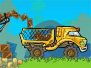 شاحنة حديقة الحيوانات
