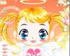 مكياج الملاك الصغيرة
