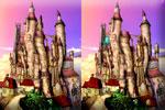 لعبة البحث عن فوارق القلعة