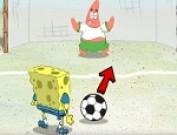 كرة قدم سبونج بوب