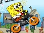العاب دراجات سبونج بوب