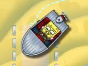 لعبة موقف قارب سبونج بوب