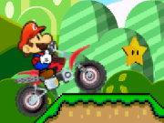 دراجة سوبر ماريو النارية