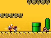 لعبة ماريو الفلاشية