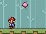 لعبة مظلة ماريو