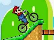 دراجة ماريو BMX