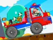 شاحنة النقل ماريو