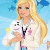 باربي الطبيبة البيطرية