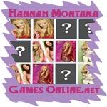 لعبة ذاكرة هانا مونتانا