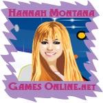 لعبة تلبيس هانا مونتانا