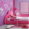 العاب ترتيب الغرف الوردية