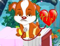 لعبة دكتورة الكلاب