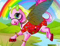 لعبة الحصان الخيالي