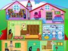 لعبة ترتيب البيت الجميل