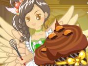 طبخ كيكة الفراشة