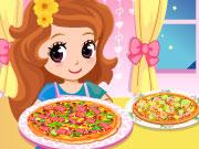 طبخ بيتزا نانسي