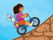 لعبة دراجة دورا 2