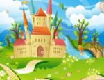 لعبة ديكور القلعة 2