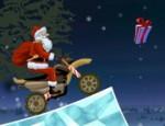 لعبة دراجة بابا نويل