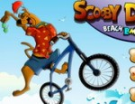 لعبة دراجة سكوبي دو الهوائية