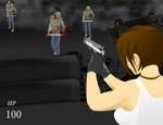 لعبة الفتاة ضد الزومبي