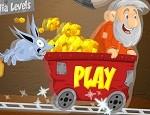 لعبة جمع الذهب في لاس فيجاس