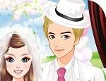 تلبيس ومكياج العروسة و العريس