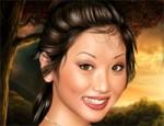 لعبة مكياج بريندا سونغ