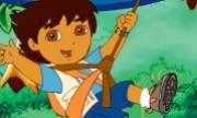 لعبة مغامرات دييغو في الغابة