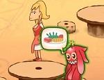 لعبة مطعم المخلوقات الفضائية