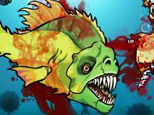 السمكة المتوحشة 4