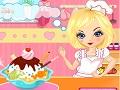 لعبة طبخ الايسكريم المنزلي