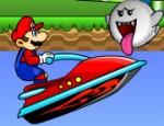 لعبة ماريو جت سكي - العاب جيمز