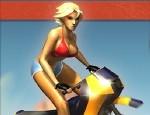 لعبة دراجة البنات المثيرة 2