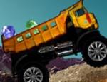 لعبة شاحنة نقل الاموال